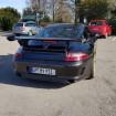 Heckstoßstange für Porsche 996 im 997 GT3 Design