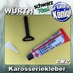 Würth 70 ml Kunststoffkleber Karosseriekleber Spiolerkleber Kleber Schweller