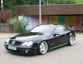 Frontstoßstange für Mercedes Benz SL W230 Performance AMG