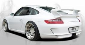 Porsche 997 GT3 Black Edition Heckstoßstange
