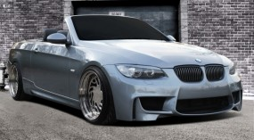 BMW E92 E93 Black Edition Frontstoßstange