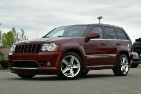Frontstoßstange für Jeep Grand Cherokee Facelift SRT Design