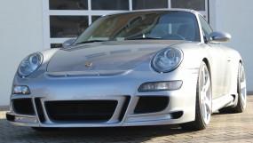 Porsche 997 MK1 Black Edition Frontstoßstange