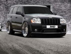 Frontstoßstange für Jeep Grand Cherokee Vorfacelift SRT Design
