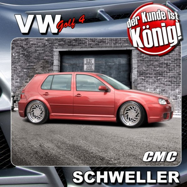vw golf 4 r32 line 5d seitenschweller set schweller. Black Bedroom Furniture Sets. Home Design Ideas