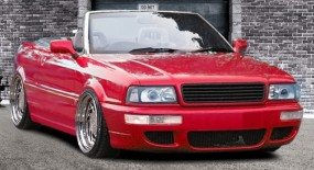 Audi 80 Typ 89 B4 RS Frontstoßstange