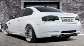 BMW E92 E93 M3 Black Edition Heckstoßstange