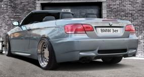 BMW E92 E93 Black Edition Heckstoßstange