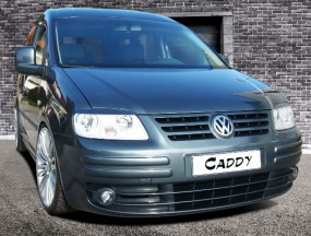 VW Touran und Caddy Scheinwerferblenden Set