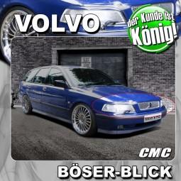 Volvo S40 V40 Scheinwerferblenden Set