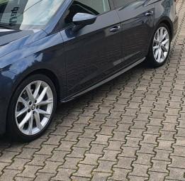 Seitenschwellerleisten für VW Caddy R Line Race Design