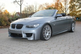 BMW E92 E93 Black Edition Bodykit