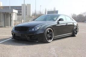 Mercedes CLS W219 Black Edition Bodykit