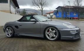 Seitenschweller für Porsche Boxster 986 / 987 GT3 Design