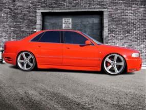 Audi A8 Street X ABS Seitenschweller Set