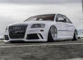 Audi A8 D3 Black Edition Frontstoßstange
