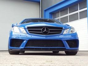 Frontstoßstange für Mercedes Benz E-Klasse Black Edition