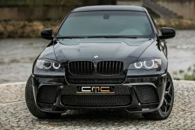 BMW X6 E71 Scheinwerferblenden Set