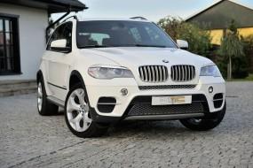 BMW X5 E70 Scheinwerferblenden Set