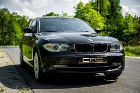 BMW 1er Scheinwerferblenden Set