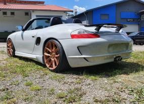 Heckstoßstange für Porsche Boxster 986 GT3 RS Design