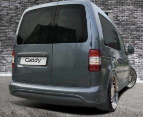 Heckstoßstange für VW Caddy R32 Clean Design