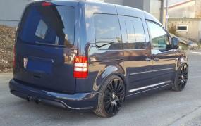 Heckstoßstange für VW Caddy Facelift R32 Design