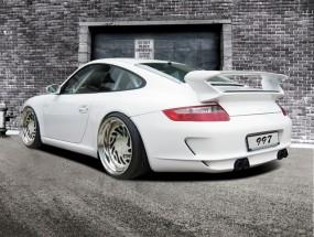 Heckstoßstange für Porsche 997 MK1 GT3 Design