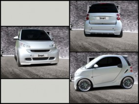 Bodykit 451 Smart For Two Race Design